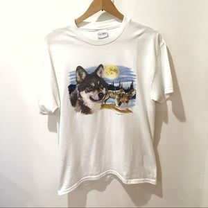 Other - Wolf T-shirt
